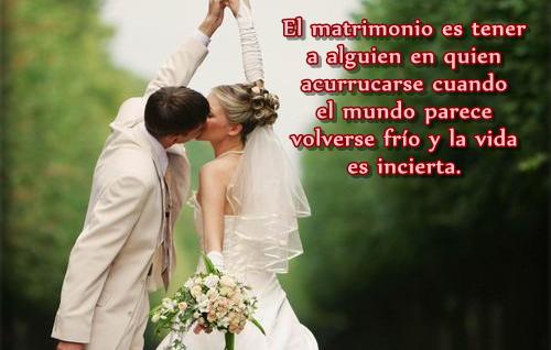 dedicatoria para matrimonio