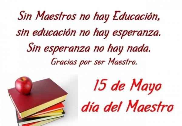 dedicatorias para los profesores