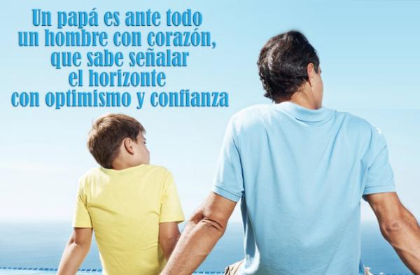 frases de amor para dedicar a un padre